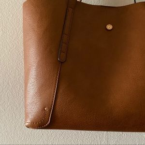 Old Navy Bags - Old Navy Faux Leather Tote